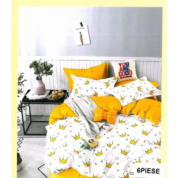 Lenjerie Finet 6 Piese 1+1 GRATIS  0609
